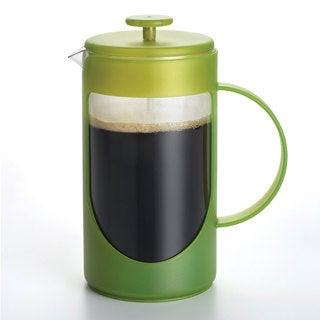 Bonjour Green Unbreakable Ami Matin 8-Cup French Press