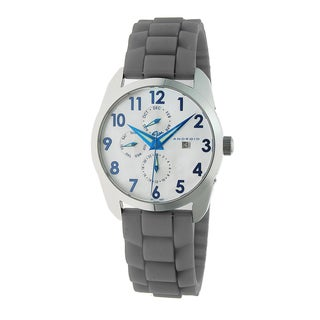 Android Men's 'Impetus 3' White Dial Stainless Steel Watch