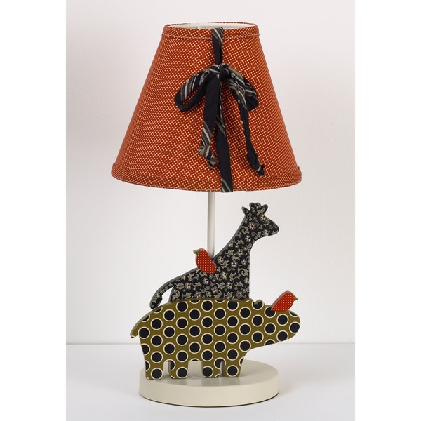 Cotton Tale Animal Stackers Decor Lamp