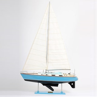 Old Modern Handicrafts Bristol 35.5 Yacht Model Ship