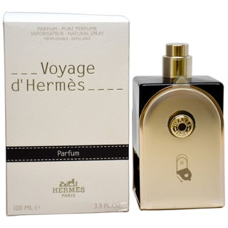 Hermes 'Voyage D'Hermes' Unisex 3.3-ounce Pure Perfume Spray (Refillable)