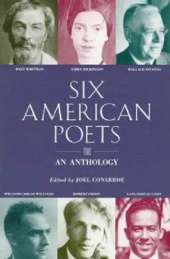 Six American Poets: An Anthology (Paperback)