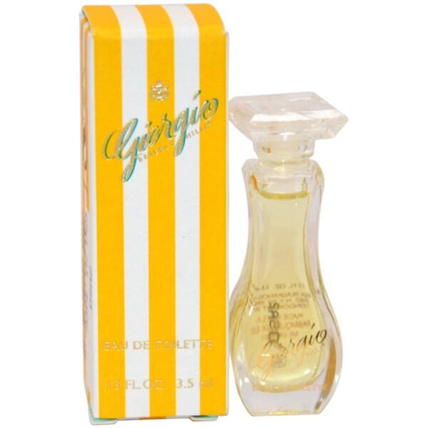 Giorgio Beverly Hills Giorgio Women's 0.13-ounce Eau de Toilette Mini Splash