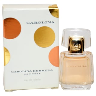 Carolina Herrera 'Carolina' Women's 0.13-ounce Eau de Toilette Mini Splash