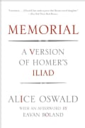 Memorial: A Version of Homer's Iliad (Paperback)