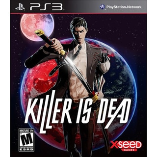PS3 - Killer Is Dead