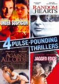 4 Pulse-Pounding Thrillers (DVD)
