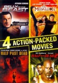 4 Action-Packed Movies Collection (DVD)