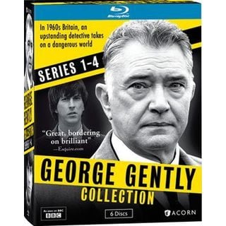 George Gently Series 1-4 (Blu-ray Disc) 10789464