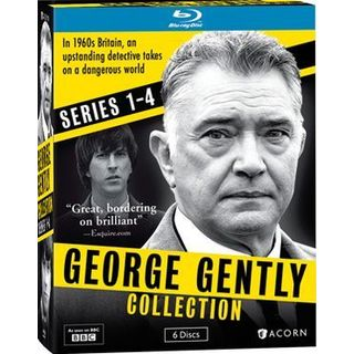 George Gently Series 1-4 (Blu-ray Disc)