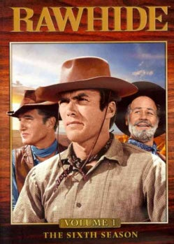 Rawhide: Season 6 Vol. 1 (DVD)