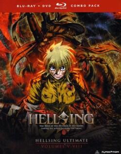 Hellsing Ultimate: Vols. 5-8 (Blu-ray/DVD)