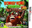 NinDS 3DS - Donkey Kong Country Returns 3D
