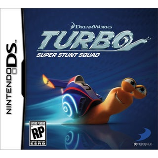 Nintendo DS - Turbo Super Stunt Squad