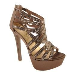 Women's Jessica Simpson Elanor Dark Champagne Satin