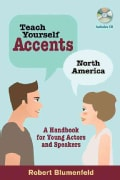 Teach Yourself Accents - North America: A Handbook for Young Actors and Speakers