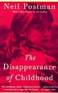 The Disappearance of Childhood (Paperback)