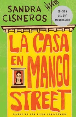 La casa en mango street / The House on Mango Street (Paperback)