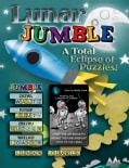 Lunar Jumble: A Total Eclipse of Puzzles! (Paperback)
