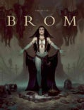 The Art of Brom (Hardcover)