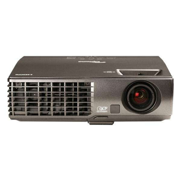 Optoma W304m Wxga 3100 Lumen Full 3D Portable Dlp Projector With Hdmi F/2.55 2.72 Shp 220 W Secam, Ntsc, Pal 4000 Hour 5000 H W304M