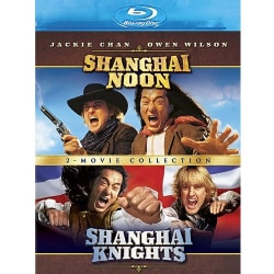 Shanghai Noon/Shanghai Knights (Blu-ray Disc)