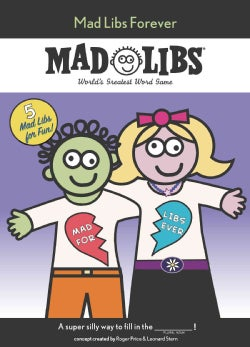 Mad Libs Forever (Paperback)