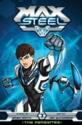 Max Steel 1: The Parasites (Paperback)