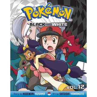 Pokemon Black and White 12 (Paperback)