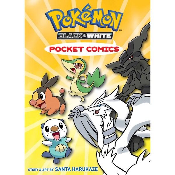Pokemon Black & White Pocket Comics (Paperback)