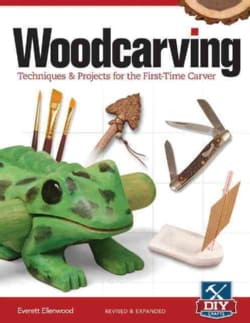 Woodcarving: Techniques & Projects for the First Time Carver (Paperback)
