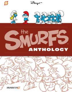 The Smurfs Anthology 2 (Hardcover)