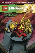Lego Ninjago 8: Destiny of Doom (Paperback)