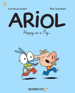Ariol 3: Happy As a Pig (Paperback)