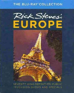 Rick Steves' Europe - The Blu-Ray Collection (DVD video)