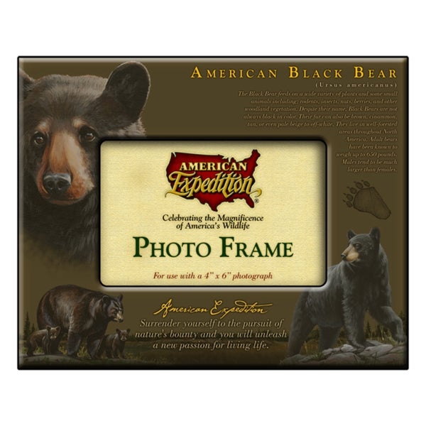 American Expedition Photo Frame