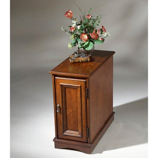 Cherry Chairside Chest