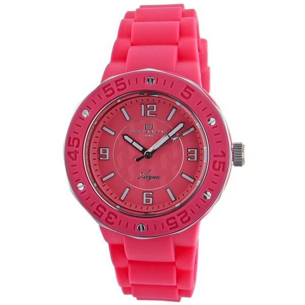 Oceanaut Women's Pink Acqua Watch