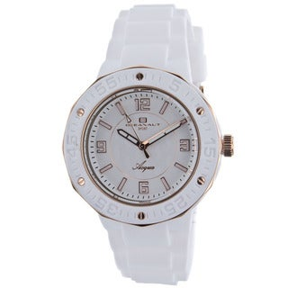 Oceanaut Women's Acqua Rubber Strap Watch