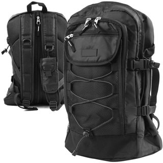 Stalwart 12-pocket Hiker Backpack