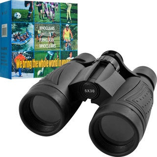 Trademark 5x30mm Binoculars with Neck Strap