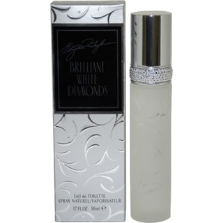 Elizabeth Taylor 'Brilliant White Diamonds' Women's 1.7-ounce Eau de Toilette Spray