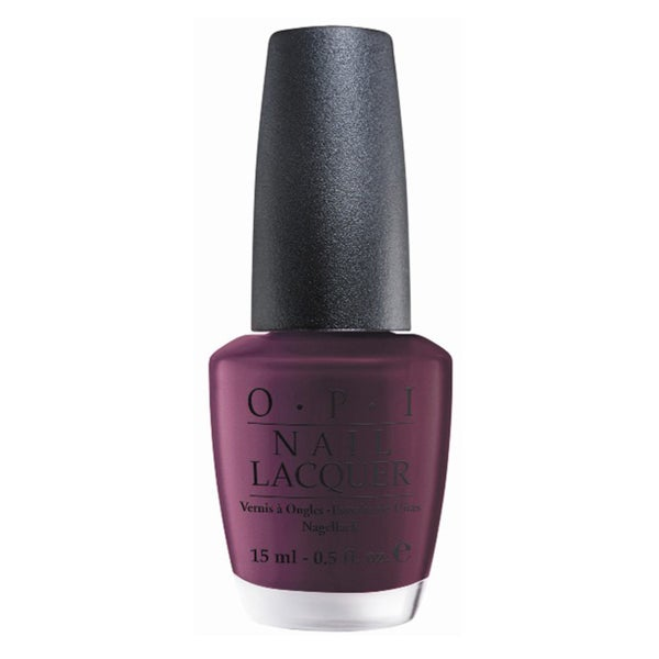 OPI Lincoln Park After Dark Purple Nail Lacquer