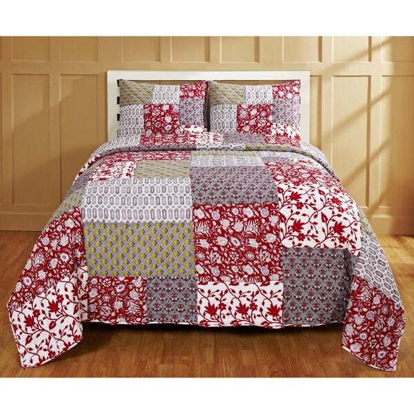 Laney 3-piece Quilt Set