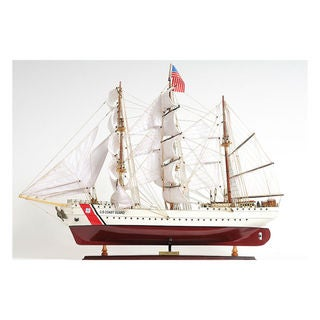 Old Modern Handicrafts US. Coast Guard Eagle E.E. Model Ship