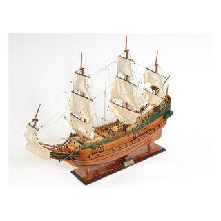 Old Modern Handicrafts Batavia Model Ship