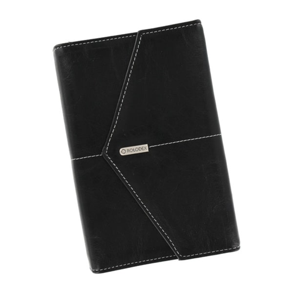 Rolodex Black 36-Card Case