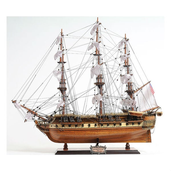 Old Modern Handicrafts USS Constitution Medium Model Ship
