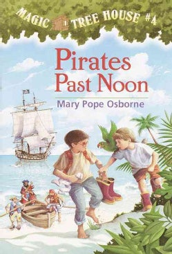 Pirates Past Noon (Paperback)