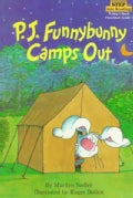 P.J. Funnybunny Camps Out (Paperback)